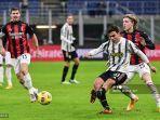 Juventus vs AC Milan Liga Italia - Kutukan Allianz, Tiket Liga Champions & Simbiosis Mutualisme