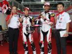 Satu Pembalap Indonesia Diperkenalkan Honda untuk MotoGP 2021