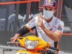JADWAL MotoGP 2021 Live Streaming Trans7 - Marc Marquez tak Tahu Kapan Akan Kembali ke Lintasan