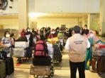 Pulang dari Timur Tengah, 1.278 Pekerja Migran Indonesia Jalani Karantina di Wisma Atlet