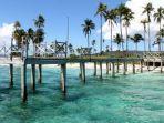 Potensi Pembangunan Sulawesi Tenggara, Ada Wisata Sungai Terpendek di Dunia