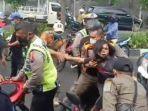 Curhatan Pria yang Berontak saat Razia gegara Tak Pakai Masker, Ternyata Menghidupi 5 Anak Yatim