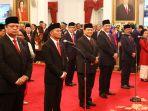 Daftar Menteri yang Layak Diganti Versi Lembaga Survei, Ada Nadiem Makarim hingga Yasonna Laoly