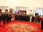 Isu Reshuffle Berembus Kencang, Berikut Riwayat Perombakan Kabinet di Era Jokowi