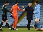 HASIL Liga Inggris: Tottenham Dibantai Manchester City, Mourinho: Ini Kekalahan Menyakitkan