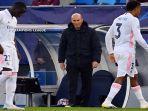 Real Madrid Kehabisan Napas seusai Menangi El Clasico, Zidane: Kami Sudah Tak Berdaya