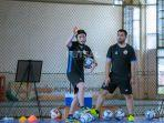 Timnas Futsal Indonesia Sudah Ada Perkembangan dalam Hal Teknik kata Kensuke Takahashi