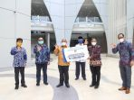 Rektor UGM Apresiasi Pelindo III atas Bantuan Hibah Pembangunan Masjid Mardliyyah Islamic Centre
