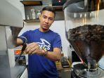 Indra Kahfi bilang Waktu Satu Bulan Sangat Singkat Kembalikan Fisik Pemain ke Piala Menpora 2021