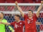 LIVE Streaming TV Online Lazio vs Bayern Munchen Liga Champions Lewandowski Penyerang Tengah Terbaik
