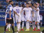 Hasil Liga Spanyol, Menang Tipis Lawan Betis, Ancelotti Bersyukur Madrid Gondol Tiga Poin