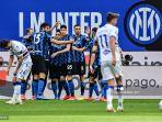 LIVE Streaming Inter Milan vs AS Roma Liga Italia, Akses Link Nonton di HP di Sini