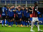 LINK Live Streaming AC Milan vs Inter Milan di RCTI, Ini Starting XI Derby della Madonnina