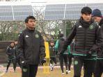 Latihan Perdana Asnawi Mangkualam di Ansan Greeners, Pelatih Keluhkan Soal Tubuh Berat Pemain