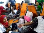 Pemain Persib Ikut Donor Darah