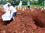 Liang Lahad HUL Kosong, Peti dan Jenazah Pasien Covid-19 Hilang Dicuri Tak Berbekas