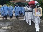 Wakil Wali Kota Dumai Meninggal Setelah Berjuang Melawan Covid, Jenazahnya Dimakamkan Secara Militer