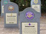 Kuburan Ini Berisi Batu Nisan Bertuliskan Nama-nama Rasa Es Krim, Apa Tujuannya?