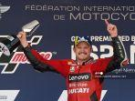 HASIL MotoGP Spanyol 2021, Miller Beri Kemenangan Perdana Ducati, Quartararo Gagal Ukir Rekor