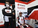 JADWAL LIVE Moto3 Prancis 2021, Pembalap Indonesia Andi Gilang, Sudah Jatuh Tertimpa Tangga