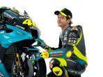JADWAL MotoGP 2021, Live Streaming Trans7 - Tidak Terobsesi Gelar ke-10, Apa yang Diinginkan Rossi?