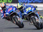 Seusai Yamaha, Monster Energy Sponsori Suzuki Mulai MotoGP 2021