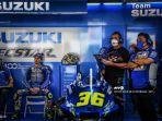 LIVE Streaming Race MotoGP Prancis 2021 di Trans7 - Joan Mir Ragu Bisa Menang di Sirkuit Le Mans