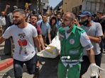 Puluhan Warga Palestina Termasuk Anak-anak Tewas Saat Israel Luncurkan Serangan Udara di Jalur Gaza