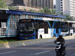 Polisi Tangkap Pencuri dan Penadah yang Kerap Lucuti Spare Part Bus Transjakarta di Pulo Gadung