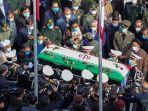 Iran Sebut Senapan Mesin yang Dikendalikan Satelit Bunuh Ilmuwan Nuklirnya