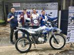 Tiga Orang Ini Jadi Pemilik Pertama Yamaha WR155 di Sukabumi, Karawang dan Tasik