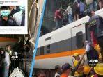 Pemilik Truk yang Sebabkan Kecelakaan Kereta di Taiwan Menangis saat Sampaikan Permintaan Maafnya