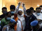Rizieq Shihab Masih Boleh Ceramah meski FPI Dilarang, Kemenag: Selama Baik, Tak Masalah