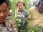 Penampilan Susno Duadji Setelah Jadi Petani, 'Lengket' dengan Kaos, Caping, Topi Rimba, dan Handuk