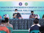 Kala Rektor IPB Beri Pencerahan kepada Santri Milinial Penggiat Pertanian di Majalengka