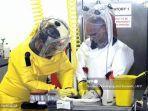 Wabah Ebola Mengintai, Saran Epidemiolog Cegah Potensi Muncul Wabah Baru, Perkuat Sistem Screening