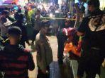 Mayat Perempuan Tergeletak di Halte Angkot di Bukittinggi, Kepalanya Terbungkus Plastik