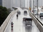 Prakiraan Cuaca Jabodetabek Besok Jumat 19 Februari 2021: Hujan Siang-Malam di Bekasi, Bogor & Depok