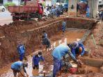 Bangun Kolam Olakan di Kelapa Gading, Wagub DKI: Upaya Kurangi Genangan Air di Jalanan