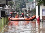Sempat Dibanggakan Anies Bebas Banjir, RW 04 Cipinang Melayu Kini Terendam Banjir hingga 2 Meter