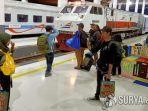 Seluruh Perjalanan Kereta Api Rute Surabaya - Jakarta Minggu Kemarin Dibatalkan