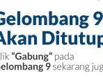 Kartu Prakerja Gelombang 9 akan Ditutup, Peserta Masih Bisa Mendaftar Hingga Pukul 12.00 WIB