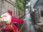 Putus Covid-19 di Klaster Perumahan, Damkar Jaktim Banjir Permintaan Semprot Disinfektan dari Warga