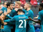 PREDIKSI Formasi Napoli vs AC Milan Liga Italia: Rossoneri Pakai Klasikan, Saelemaekers Alih Posisi