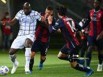 BABAK PERTAMA Liga Italia - Rekor Baru Lukaku seusai Bawa Inter Milan Unggul 0-1 atas Bologna