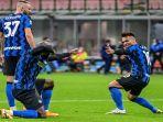 HASIL LIGA ITALIA, Duet Lukaku & Lautaro Gemilang, Inter Milan Ambil Alih Kekuasaan dari AC Milan