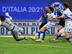 PROFIL Andrea Pinamonti, Striker Muda Pelapis Lautaro Martinez & Romelu Lukaku di Inter Milan