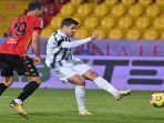 Susunan Pemain & Link Live Streaming TVRI Juventus vs Genoa, Morata Starter, Ronaldo Cadangan
