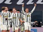 HASIL Liga Italia - Juventus Pesta Gol, Cristiano Ronaldo Lewati Jumlah Gol Lukaku & Tembus Posisi 3