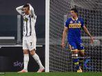 HASIL BABAK PERTAMA Juventus vs Parma Liga Italia: Ronaldo Belum Panas, Skor Imbang 1-1